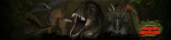 Discover the dinosaurs and stay with Busy Bee Vacations