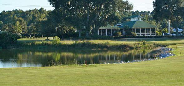 Just a swingin' Henderson Golf Club