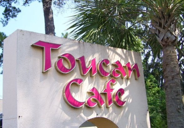 Toucan Cafe Dressed Up Food Casual Vibe