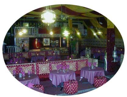 Casbah: Dine, Shop, Be Entertained