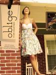 L.A.B. Halter Dress
