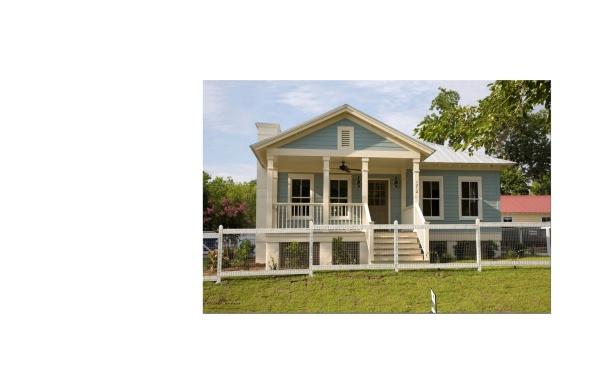 Here's the house! Isle of Hope, here we (hopefully) come!
